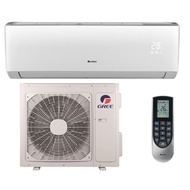 gree aircond 1.0hp include install