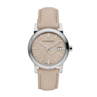 Burberry Nude Leather Watch Ladies BU9107
