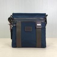 Tumi_Men's Nylon Shoulder Bag 22305DH Men's Casual Bag_Crossbody bag