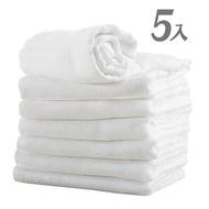 環保紗布尿布 (5入) 8層紗布尿片 可洗式尿布墊 學習褲 尿布褲 尿墊 RA20101 好娃娃