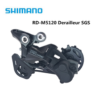 SHIMANO DEORE RD M5200 REAR DERAILLEUR MTB DEORE 11-SPEED RD 10S 11S  M5120 Groupset 11V