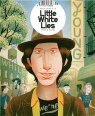 LITTLE WHITE LIES 3-4月號/2015 第58期:Truth & Movies (新品)