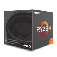 AMD Ryzen 7 2700 3.2GHz 八核心 中央處理器 R7-2700 蝦皮24h 現貨