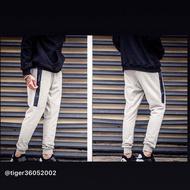 【Big Show TAINAN】RECORD 側邊防水拉鍊科技棉褲