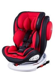Osann Swift360 isofix 0-12歲360度旋轉汽座/汽車安全座椅 -魔力紅