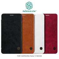 強尼拍賣~NILLKIN SAMSUNG Note 5 N9200/N9208 秦系列側翻皮套