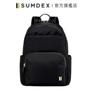 Sumdex|經典輕商務後背包 NON-783BK 黑色 官方旗艦店