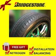 Bridgestone Ecopia EP300 tyre tayar tire(With Installation)185/60R15 195/50R15 195/55R15 195/65R15 205/65R15 195/60R15 205/55R16