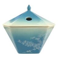 【Nippon Kodo 日本香堂】緣系列燈籠 香爐-- 蔦(青)