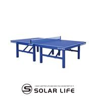 強生CHANSON 標準規格頂級桌球桌CS-699 乒乓球台25mm板厚桌球檯