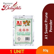 【A1 Prune Powder 80g】Malaysia Product ! Directly import !
