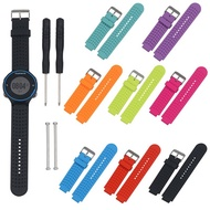 Garmin Forerunner 230 235 630 220 620 735 Replacement Strap Silicone Replacement Watch Strap