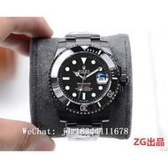 "Rolex Submariner Series ""Knight Black"" Fashion Mechanical Watch"