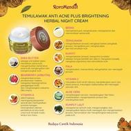 Night Cream Temulawak Roro Mendut