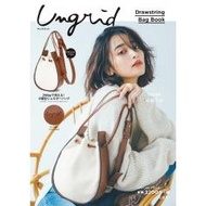 Ungrid Drawstring品牌MOOK附水滴型側背包