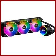 ถูกที่สุด!!! ชุดน้ำ Liquid cooler AZZA Blizzard Cooler 360mm ARGB #watercooling ##ที่ชาร์จ อุปกรณ์คอม ไร้สาย หูฟัง เคส Airpodss ลำโพง Wireless Bluetooth คอมพิวเตอร์ USB ปลั๊ก เมาท์ HDMI สายคอมพิวเตอร์