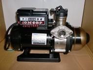 木川泵浦 KQ400S 1/2HP 不銹鋼流控恆壓機  低噪音 東元馬達 白鐵電子恆壓機 KQ-400S