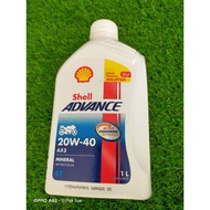 SHELL 4T OIL 20W-40 MALAYSIA