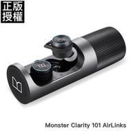 🇹🇼台灣現貨⚡️火速當天🔥 魔聲 Monster 藍牙耳機 Clarity 101 AirLinks 防水