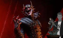 33TOYS Sideshow 300779 DC經典反派Batman Who Laughs 狂笑之蝠