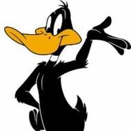 全新正版收藏品 華納兄弟×柯達konica Looney Toons 樂一通 Daffy Duck 達菲鴨造型杯