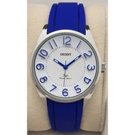 ORIENT Quartz Silicone Band Analogue Lady's Watch ORFQC00