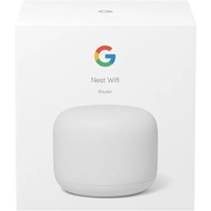 Google Nest Wifi Add-on Point snow router (1-Pack)