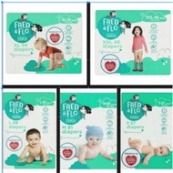 tesco fred and flo pampers diapersstationery set
