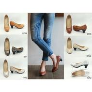 รองเท้า 833 รองเท้าผู้หญิง รองเท้าคัชชูส้นสูง รองเท้าส้นสูง แฟชั่น ส้นสูง 2 นิ้ว FAIRY รุ่น 833-C1A