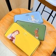 💚coach Money bag💚 กระเป๋าสตางค์ ใบยาว ใบสั้น สีจริงสดกว่าในรูป พร้อมส่ง