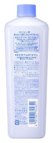 Kao Liese   Hair Styling Foam   Straight Foam Refill 360ml