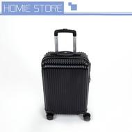 hot กระเป๋าเดินทาง ขนาด20/24 นิ้ว กระเป๋าลาก กระเป๋าเดินทางล้อคู่ แข็งแรง ยืดหยุ่นสูง น้ำหนักเบา ตัวกระเป๋ากันน้ำ ทนทาน
