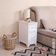 實木迷你小床頭櫃子寬20-25-30cm臥室沙發邊櫃小戶型超窄簡約夾縫 NMS造物空間