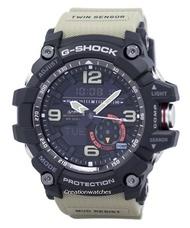 [CreationWatches] Casio G-Shock Mudmaster Analog Digital Twin Sensor GG-1000-1A5 Mens Watch