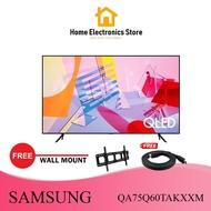 "SAMSUNG 75"" INCH QA75Q60T QLED PREMIUM UHD 4K SMART TV QA75Q60TAKXXM"