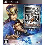 【二手遊戲】PS3 真三國無雙7 帝王傳 Sangoku Musou 7 Empires 繁體中文版【台中恐龍電玩】
