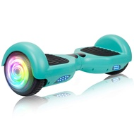 """SISIGAD Hoverboard, Self Balancing Hoverboard, 6.5"""" Two-Wheel Self Balancing Scooter, Smart Hover Board for Kids Gift, Adult Electric Scooter, UL 2272 Certified - Pure Color Series (No Bluetooth)"""