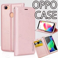 OPPO Wallet PU leather case for OPPO R11S R11S Plus R11 F5 A79 A73 A77 A59 R9S R9S Plus Cover