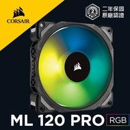 海盜船 CORSAIR 官方授權旗艦店 ML120 PRO RGB LED 120MM PWM