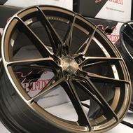 億鑫輪胎 俗俗賣 Vertini RF1.8 亮古銅色 19吋鋁圈 搭配輪胎享優惠唷