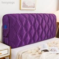 ❅✻卐全包布藝床頭罩軟包床頭套簡約現代歐式防塵罩防撞頭床靠背保護套