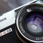 Canon QL17 Giii 經典旁軸機