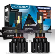 🔥現貨發出🔥最強大燈 F06 NOVSIGHT 爆紅款100W 100瓦 9005 9006 H4 H11大燈LED
