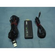 二手 BenQ家庭雲‧電視上網精靈(JD-130) 電視棒 電視盒