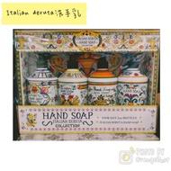 [Costco好市多代購] Italian deruta - 洗手乳(4入一組)