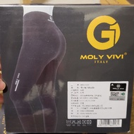 Moly vivi 魔力夜光3D蜜臀燃脂褲【正品現貨自帶回】