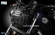 【LFM】DMV REBEL 500 戰士 大燈護片 大燈護罩 大燈護鏡 大燈防護片 HONDA