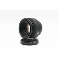 【高雄青蘋果3C】Canon EF 50mm f1.8 STM 定焦鏡 二手鏡頭 單眼鏡頭 #32508