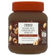 Tesco Hazelnut Chocolate Spread 400g
