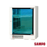 【SAMPO聲寶】多功能紫外線消毒殺菌烘碗機 KB-GA30U